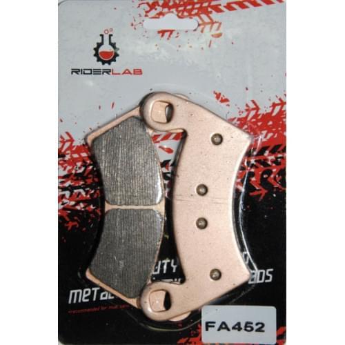 Тормозные колодки Rider Lab для Polaris Ranger RZR 2203747/2205949