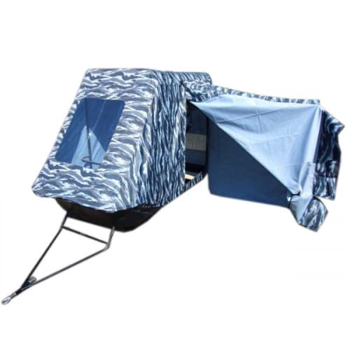 Сани Классика 180 с палаткой рыбака