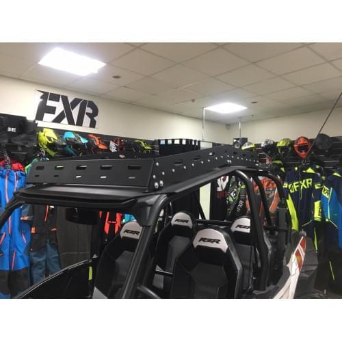 Экспедиционный багажник и алюминиевая крыша для Polaris RZR1000 4