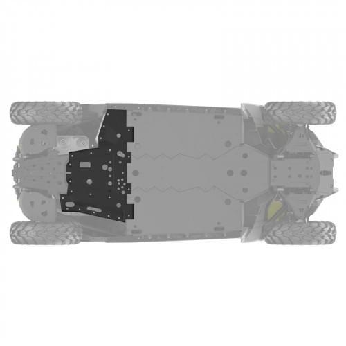 Задняя пластиковая защита Can am Maverick Trail/Sport 715004261