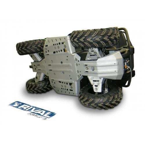 Полный комплект защиты для CF MOTO X4 2016+